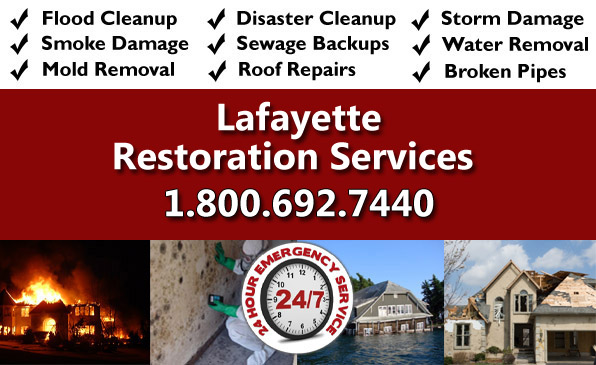 lafayette la restoration services