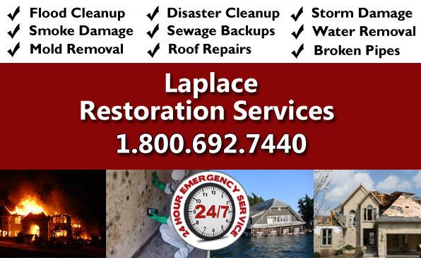 laplace la restoration services