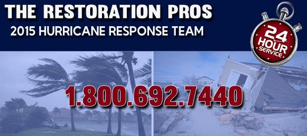 2015 hurricane response team restoration pros louisiana