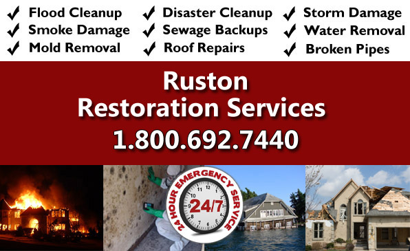 ruston la restoration services
